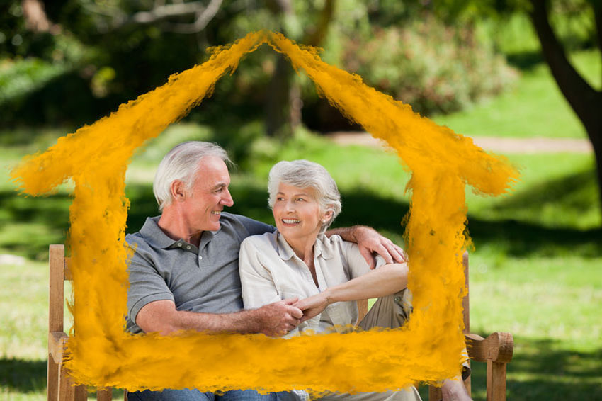 Adeguare la casa per gli anziani