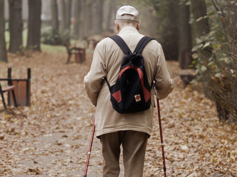 Nordic walking - migliorare la mobilità