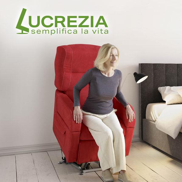 Poltrona Lucrezia